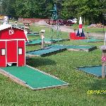 Mini- golf