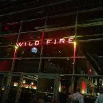Wildfire Restaurant Sydney Foto