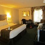 Room - Best Western Airport Albuquerque InnSuites Hotel