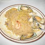 Seafood Pancit