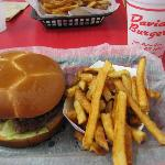 David's Burgers in Little Rock Arkansas