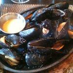 Mussels meaty like oysters!