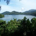the majestic lake