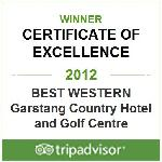 Thank you TripAdvisor, our reviewers and of course the satff