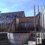 Feversham Spa outdoor Hot tub
