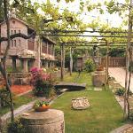 foto del patio