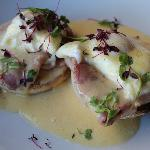 Eggs benedict - Gorgeous!
