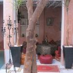 RIAD MOULLAOUD GROUND FLOOR ENTRANCE