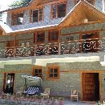 Casa Bella Vista- front view