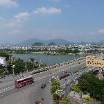View over Li River
