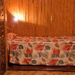 Tercera cama de la hab.triple