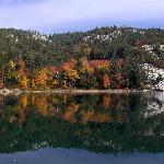 Fall in Baie Fine