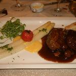 les asperges sont une spécialité belge