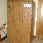 questo e' il frigorifero degli anni 70-ta che era in camera