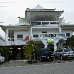 Tran Elite Hotel Apartments is conveniently located on the Northside of Paramaribo Suriname