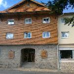Frente Hotel Tres Reyes