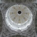Church Interior Dome