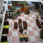 View of ground floor
