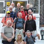 Our walking party from Hull