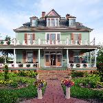 Historic Hayman House Bed and Breakfast