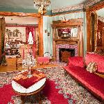 Lavish formal parlor