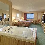 Whirlpool Spa Room