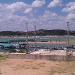 view from carlos n charlies