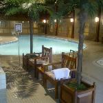 Fun and clean pool