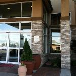 Hampton Inn Salt Lake City Central Foto