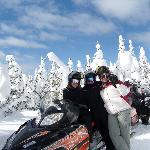 Rendezvous Snowmobile Rental