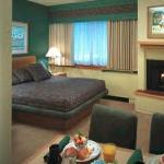The rooms... are comfy and home like