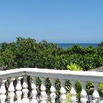 6. View of the Caribbean from the jacuzzi