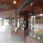 sidewalk exterior
