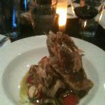 Soft Shell Crab special at Addie's
