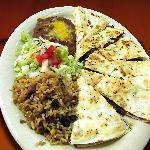 We are Tex-Mex and have plenty to choose from