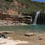 El Salto falls near Bierge