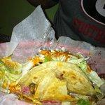 BBQ taco!!