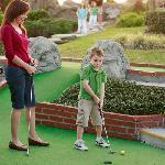 18 Hole Adventure Golf Course