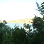 vue sur la Paradise Bay de la chambre 401