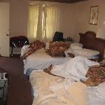 Room 51 Morning before leaving
