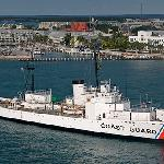 USCGC INGHAM arrives in Key West