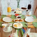 full turkish breakfast! mmm