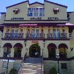 Loved staying at Jerome Grand (July '11), & dining at Asylum (Oct '11)