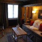 Suite - Wohnzimmerbereich