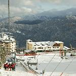 Vista Estación Esqui