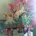 のへじ祇園祭りの山車
