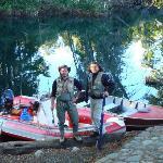 Pesca con Mosca alrededores Pucón con Natural Park