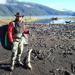 Pesca con Mosca alrededores Pucón con Natural Park II