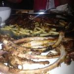 the signature ribs.