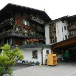 Hotel Kirchbuehl near by